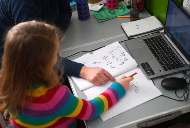 Eight-year-old girl branded a 'legend' for Zoom trick to avoid online lessons