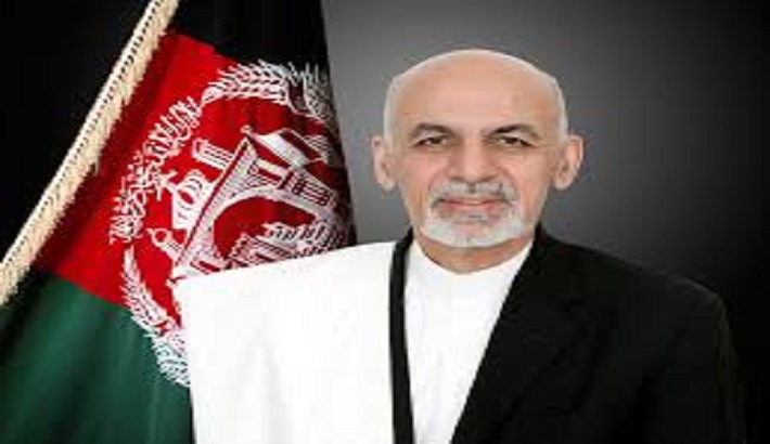 Afghanistan's Ghani sees 'window of opportunity' for peace process
