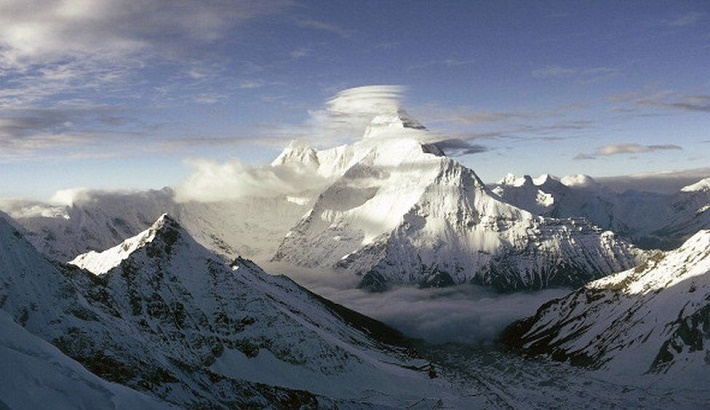 Did nuclear spy devices in the Himalayas trigger India floods?