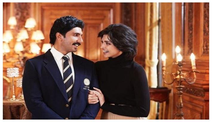 Ranveer Singh, Deepika starrer '83' to hit theatres on June 4