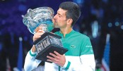 Djokovic claims ninth Australian Open title
