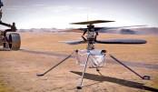 Mars rover sends report