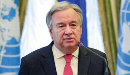 UN chief condemns 'use of lethal force' in Myanmar