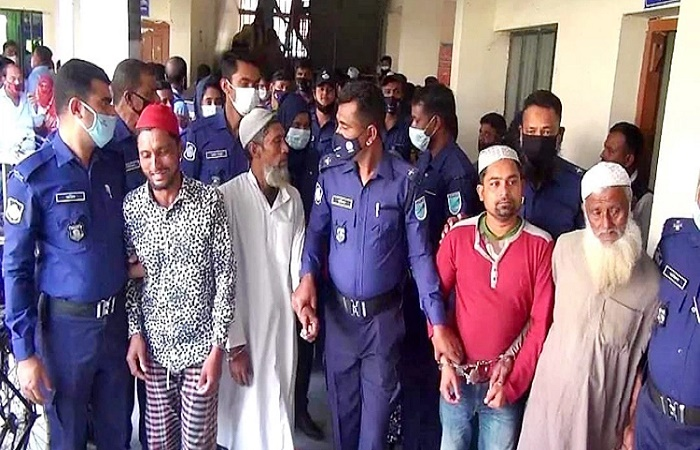 6 get life term for killing newly wed bride in Kishoreganj