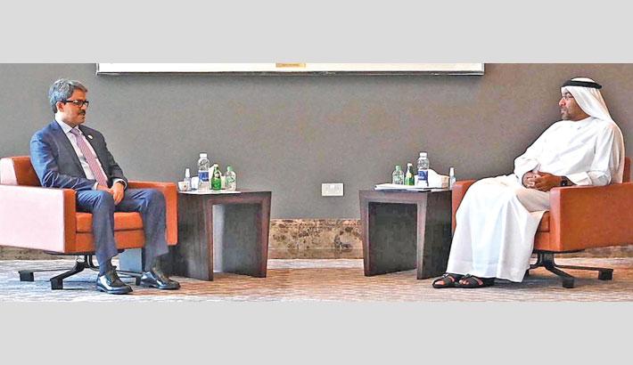 UAE lauds Hasina's leadership