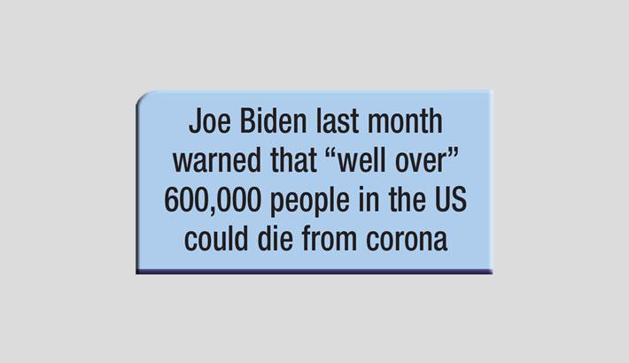 US nears .5m corona deaths as vaccine drive gets momentum