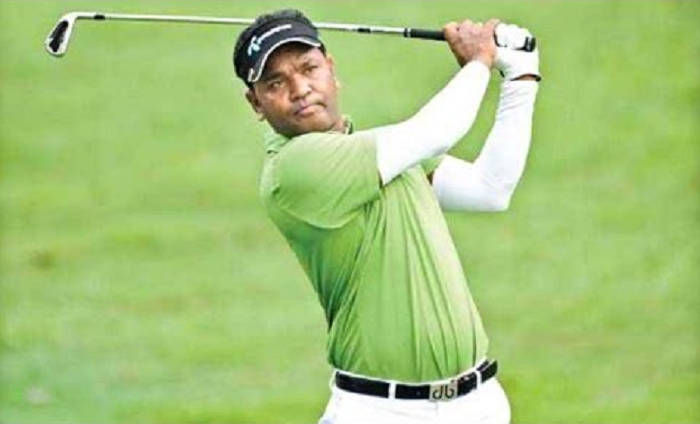 Siddikur took lead after round two