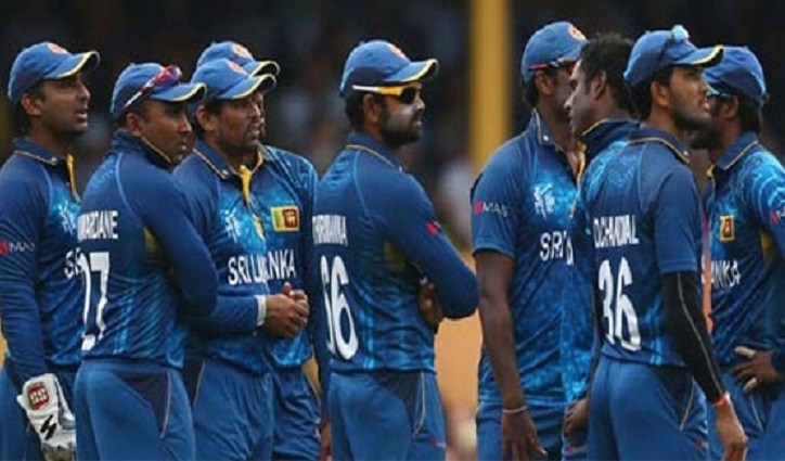 Sri Lanka names 20-member squad for West Indies tour