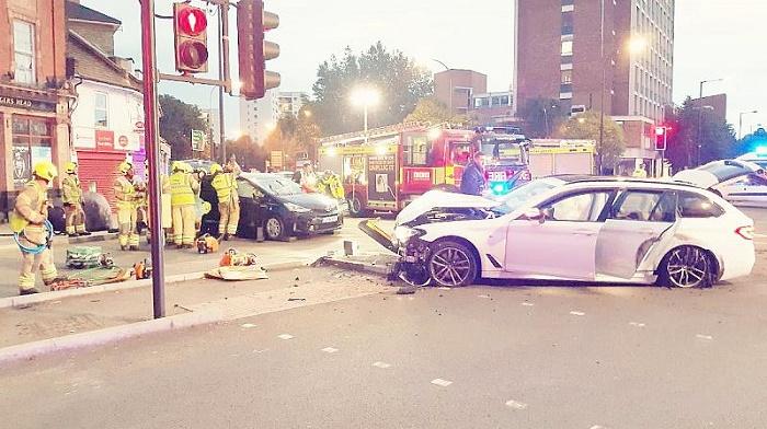 Bangladeshi couple killed in UK road crash