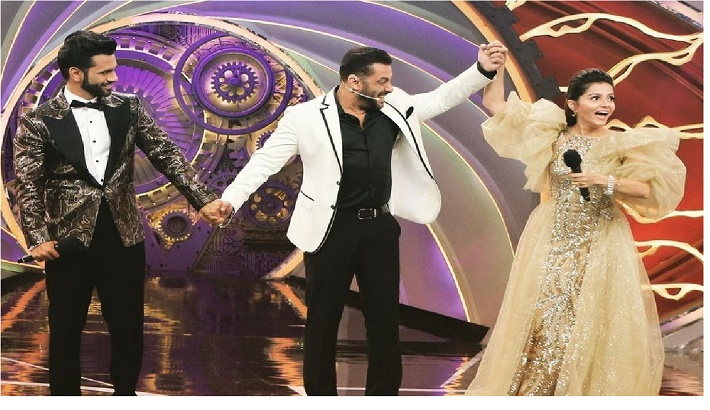 Rubina Dilaik crowned winner of reality TV show Bigg Boss 14