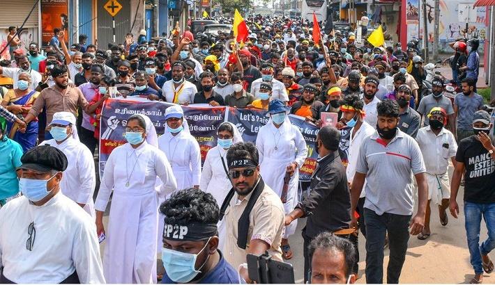 Sri Lanka human rights: UK seeks new UN resolution on abuses