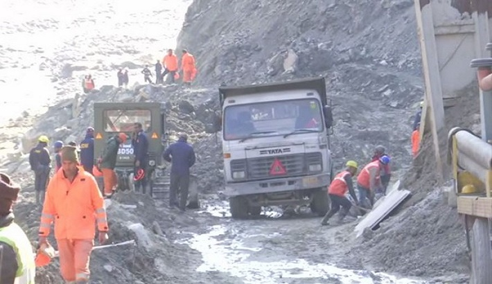 Death toll rises to 70 in India's Uttarakhand glacier disaster