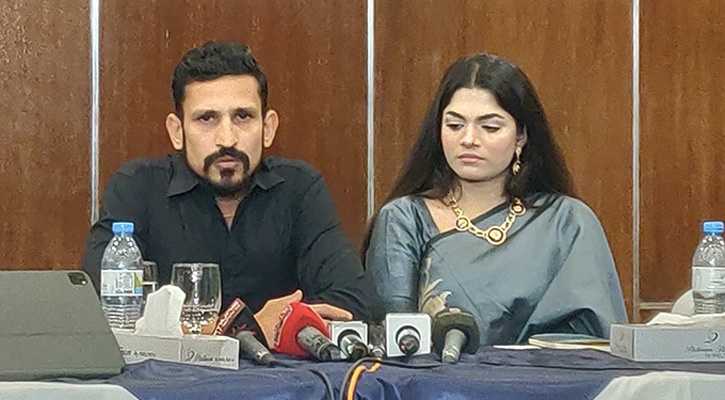 Cricketer Nasir's wife Tamima claims she divorced her previous husband