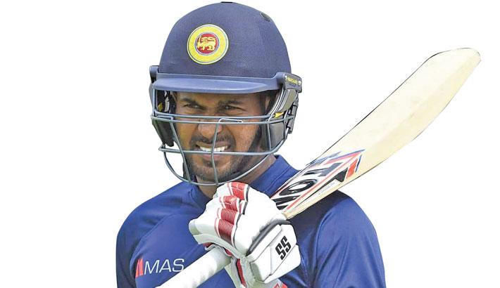 Tharanga retires from international cricket