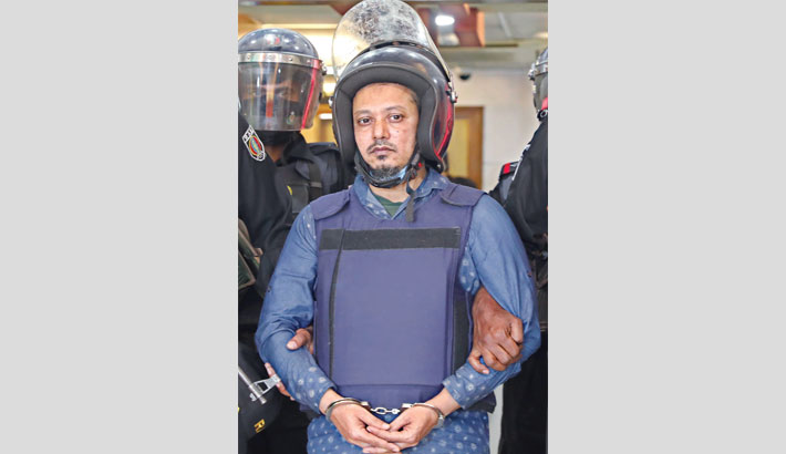 Fugitive convict Iqbal arrested
