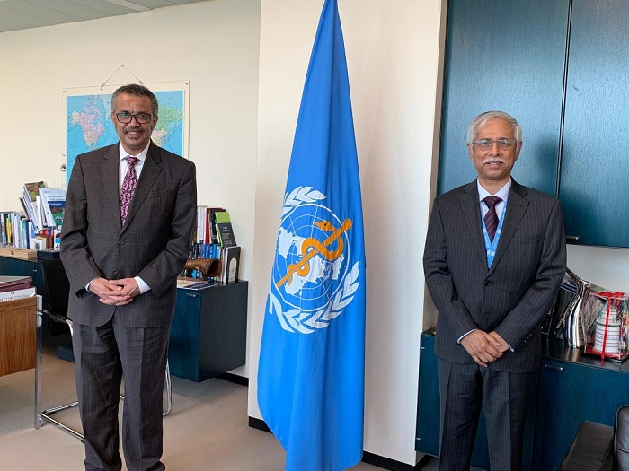 WHO praises Bangladesh for combating Corona pandemic successfully