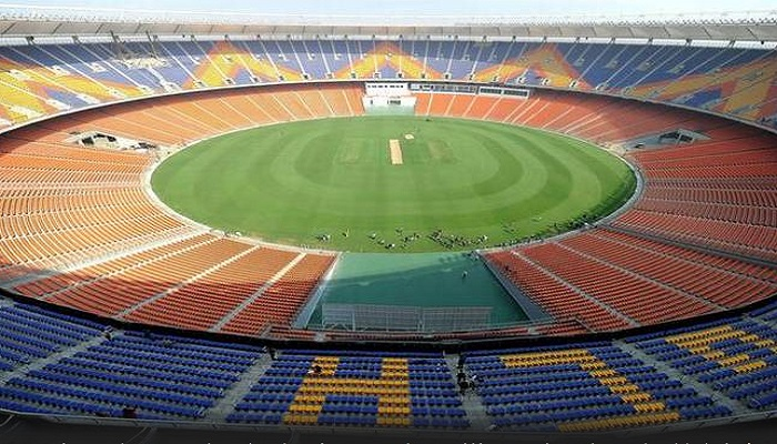 World's largest cricket stadium in Ahmedabad renamed after Narendra Modi