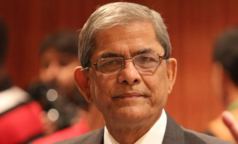 Mirza Fakhrul returns home this evening