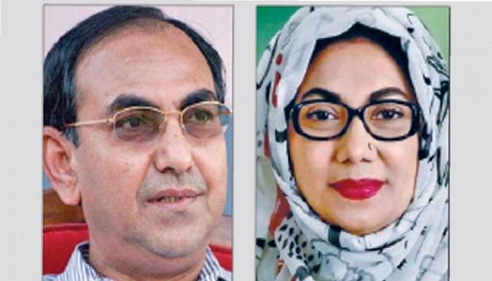Mirza Abbas, Afroza Abbas receive Covid-19 vaccine