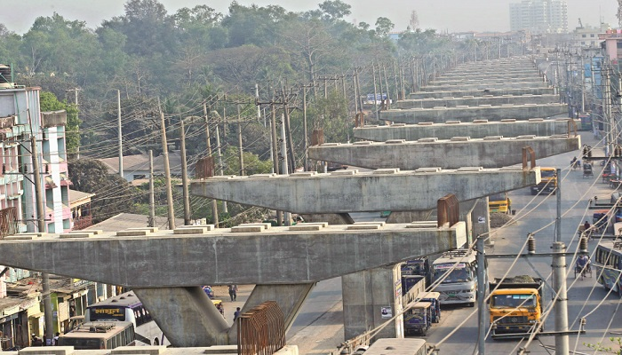 Complexities over Ctg elevated expressway go
