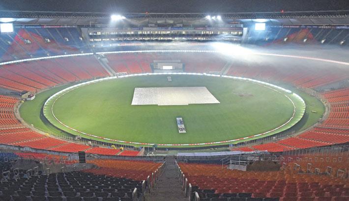 World's largest cricket stadium renamed Narendra Modi Stadium