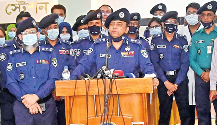 Police use firearms for self-defence: IGP
