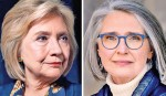 Hillary, Louise Penny to publish political thriller