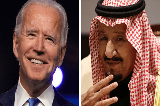 Biden, Saudi king speak ahead of Khashoggi murder report