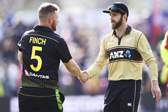 Knives out for Australia's Finch after New Zealand loss