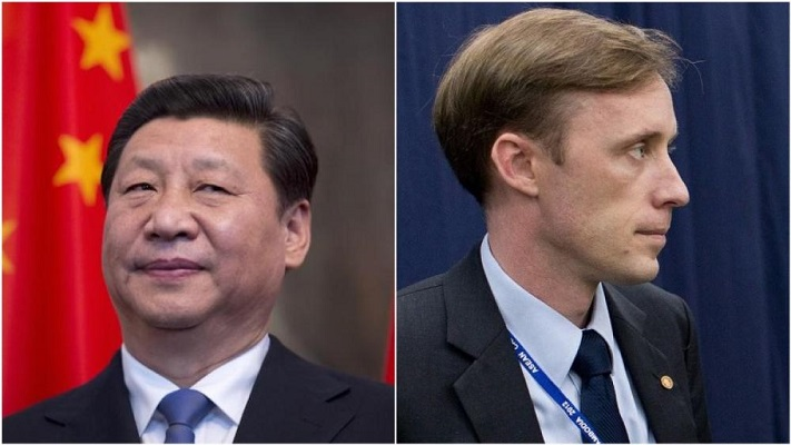 COVID-19: US National Security Advisor Jake Sullivan questions China over Wuhan data sharing