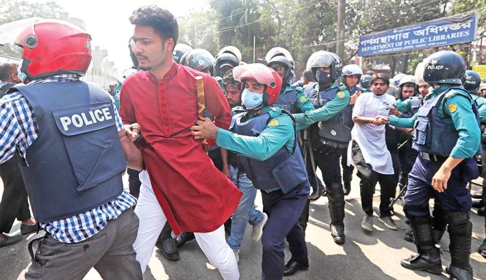 NU announces exam schedule amid protests