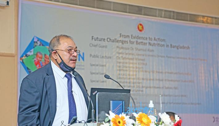 Helen Keller International Bangladesh organised a programme