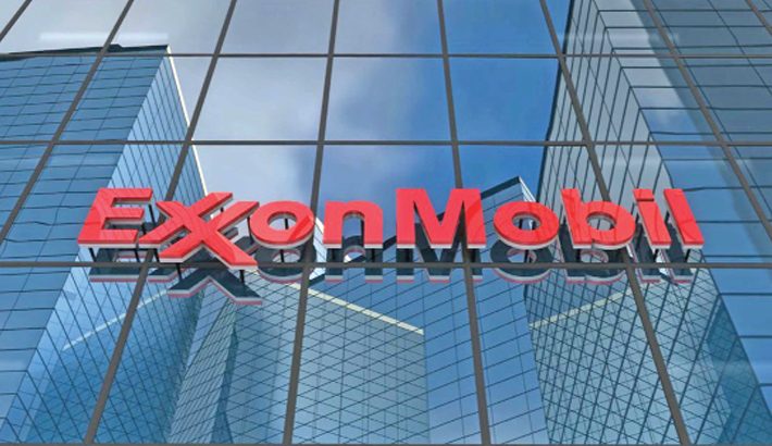 Exxon Mobil's total reserves drop by a third last year