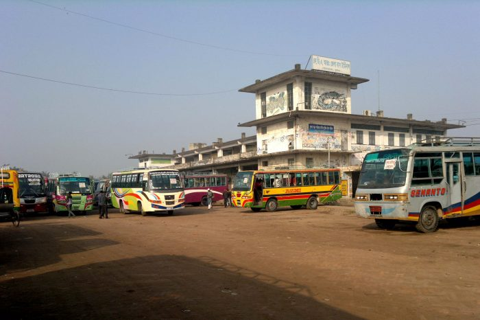No public transport in Khulna for 24 hours