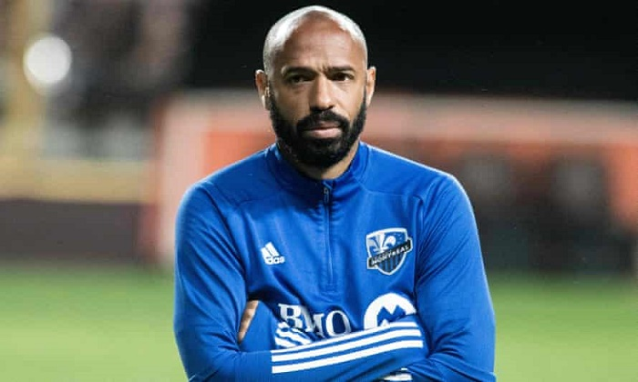 Thierry Henry steps down as Montreal coach