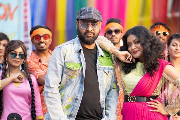 Shafiq, Ayesha's 'Buk Chin Chin 2.0'