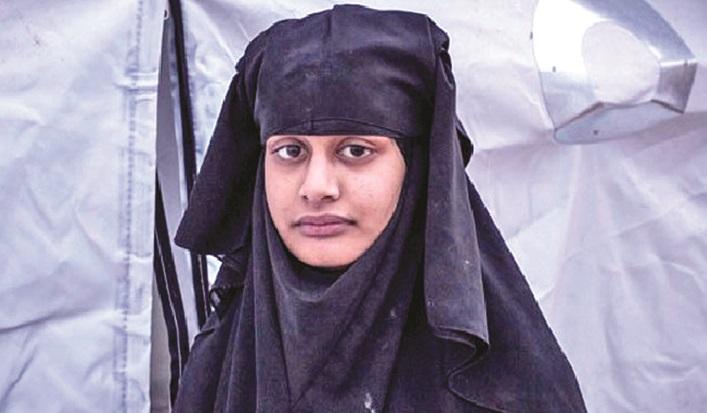 Shamima loses fight to restore UK citizenship