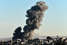 US strikes 'Iranian-backed militant' site in Syria: Pentagon