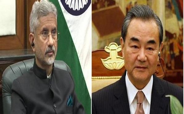 Jaishankar speaks with Chinese counterpart, review status of disengagement at Ladakh