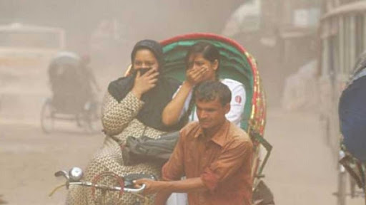 Dhaka is world's most polluted city