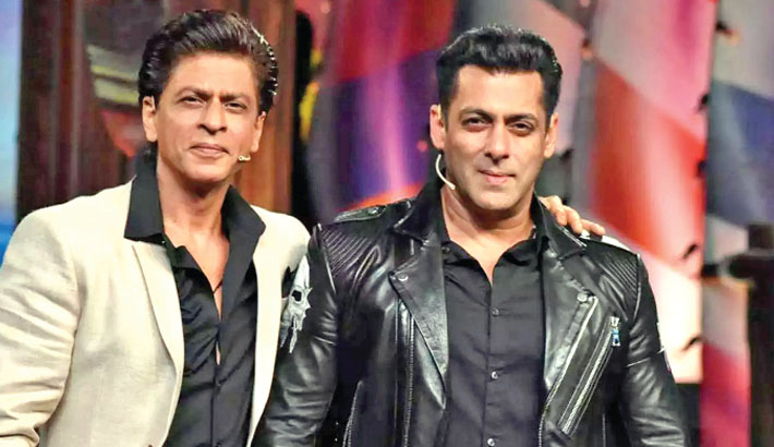 Salman begins shooting for 'Pathan' with Shah Rukh