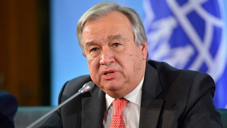 Positive step: UN Chief hopes India-Pak pact to provide opportunity for further dialogue