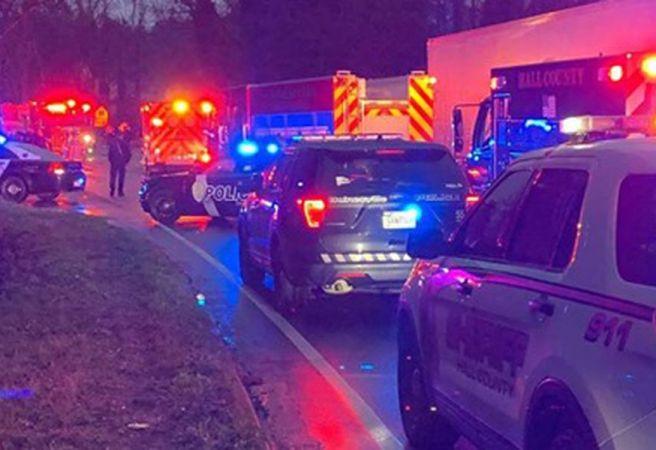 3 killed in plane crash in US state of Georgia