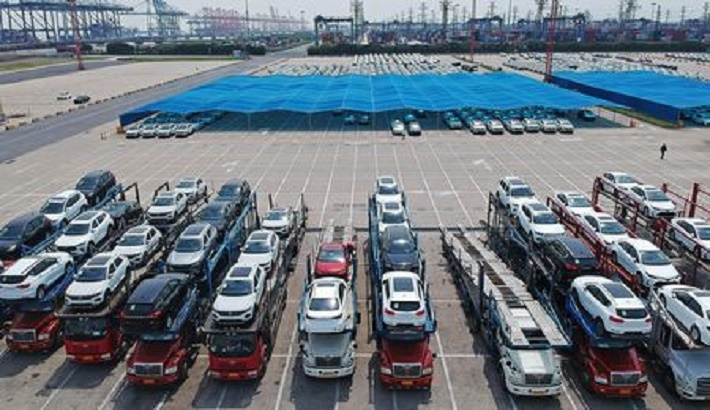 China's passenger car sales expect to reach 1.19 mln in February