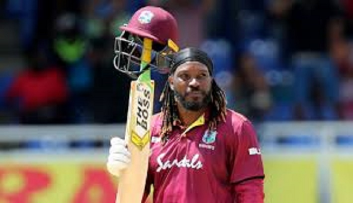 Gayle returns to Windies T20 squad after two-year absence