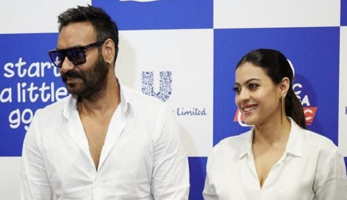 Kajol and Ajay Devgn celebrate 22 years of marriage