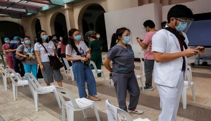 Philippines extends partial coronavirus curbs in Manila until March