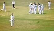 Spinner Tanvir takes Emerging Team on top