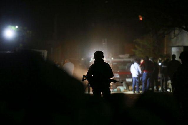 Gunmen kill at least 11 in Mexico attack