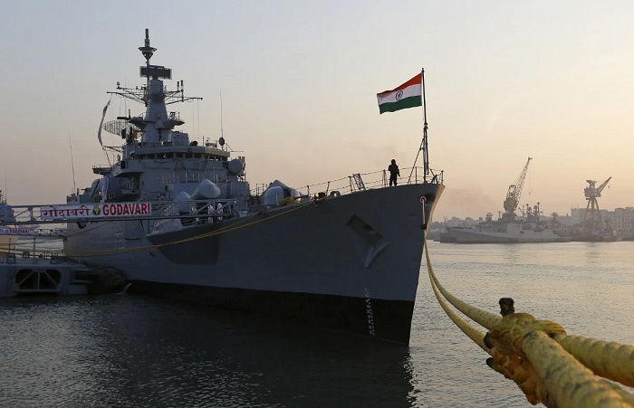 Will India Soon Sail a Large Fleet of Aircraft Carriers?